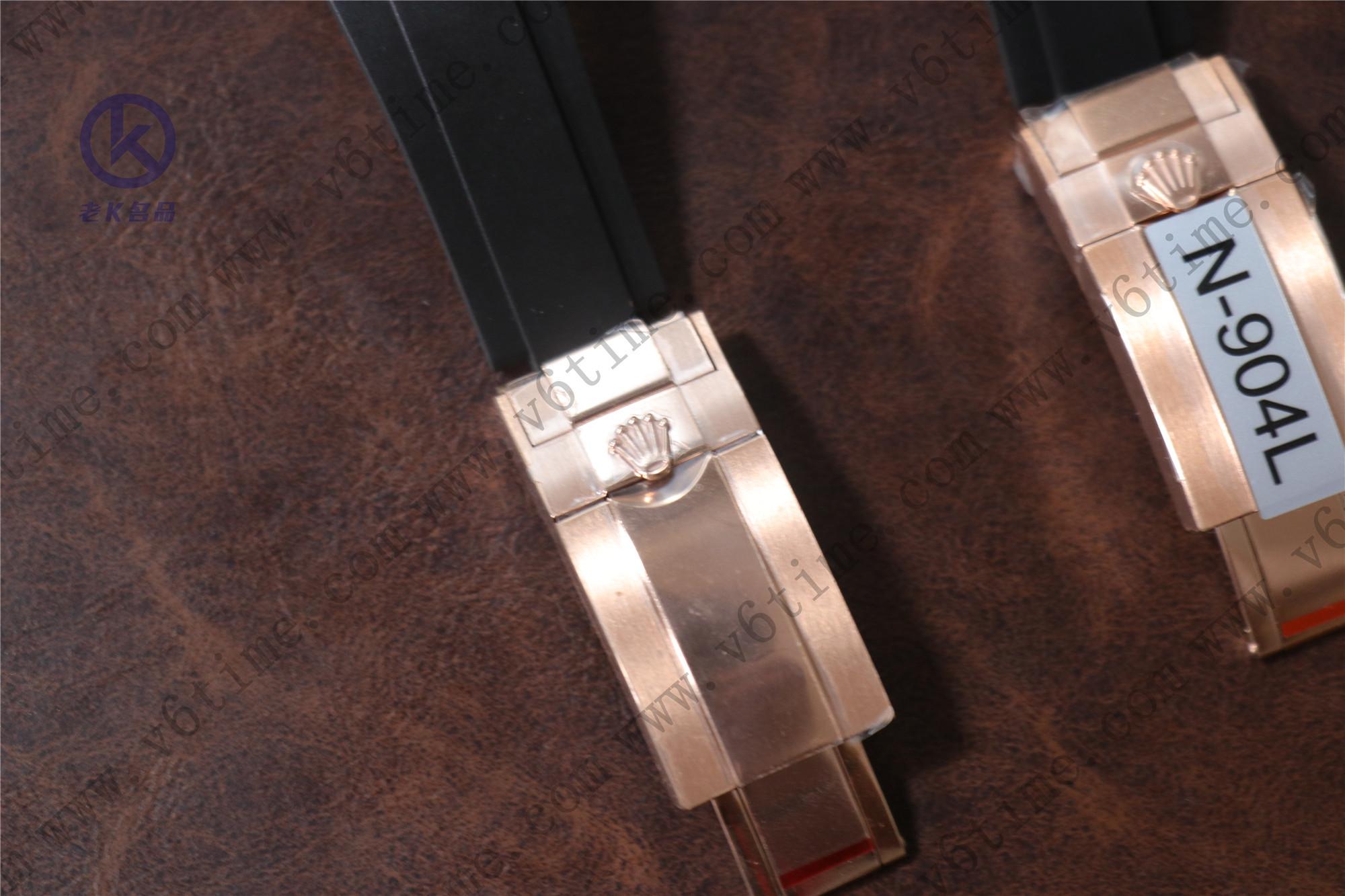 【老K谈表第226期】N厂劳力士糖豆圈904精钢版本和316L到底什么区别?