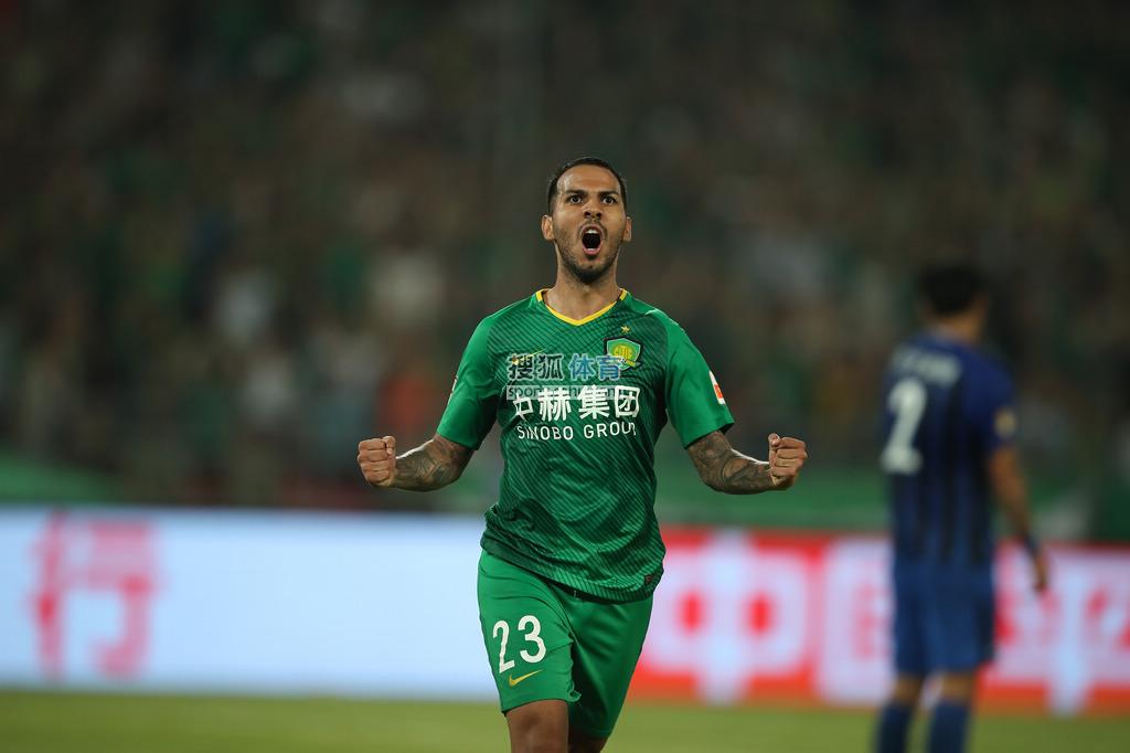 国安三年后主场再胜苏宁 16轮不败直逼最佳战绩