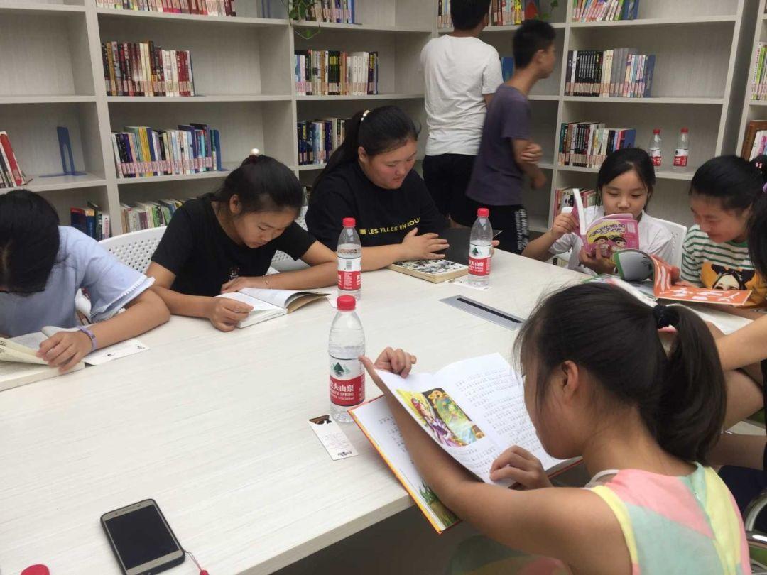 书香杨舍 | 泗港社区:阅读分享会,书香溢四方