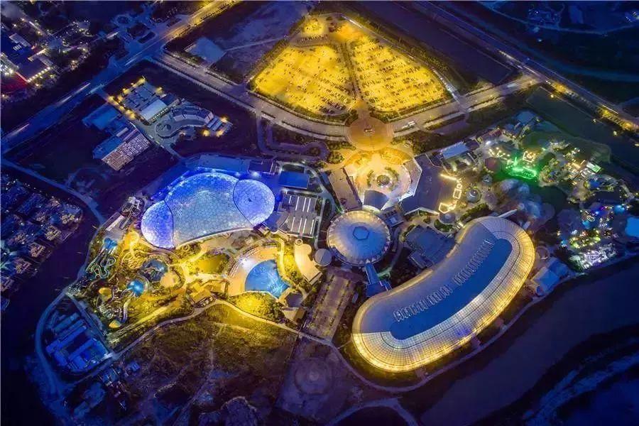 全园拥有30余项趣味冒险、老少皆宜的游乐设施 水族资讯 天津水族馆第1张