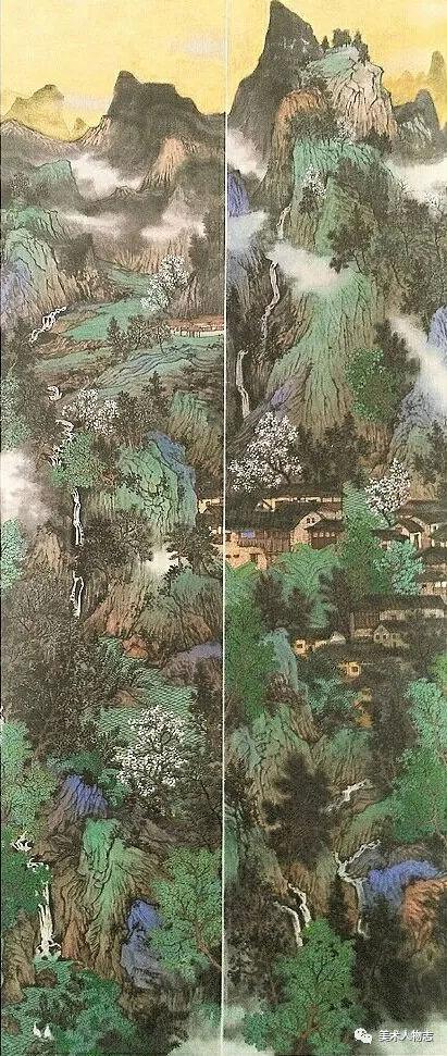 中国美术人物志·当代艺术名家——彭奎华