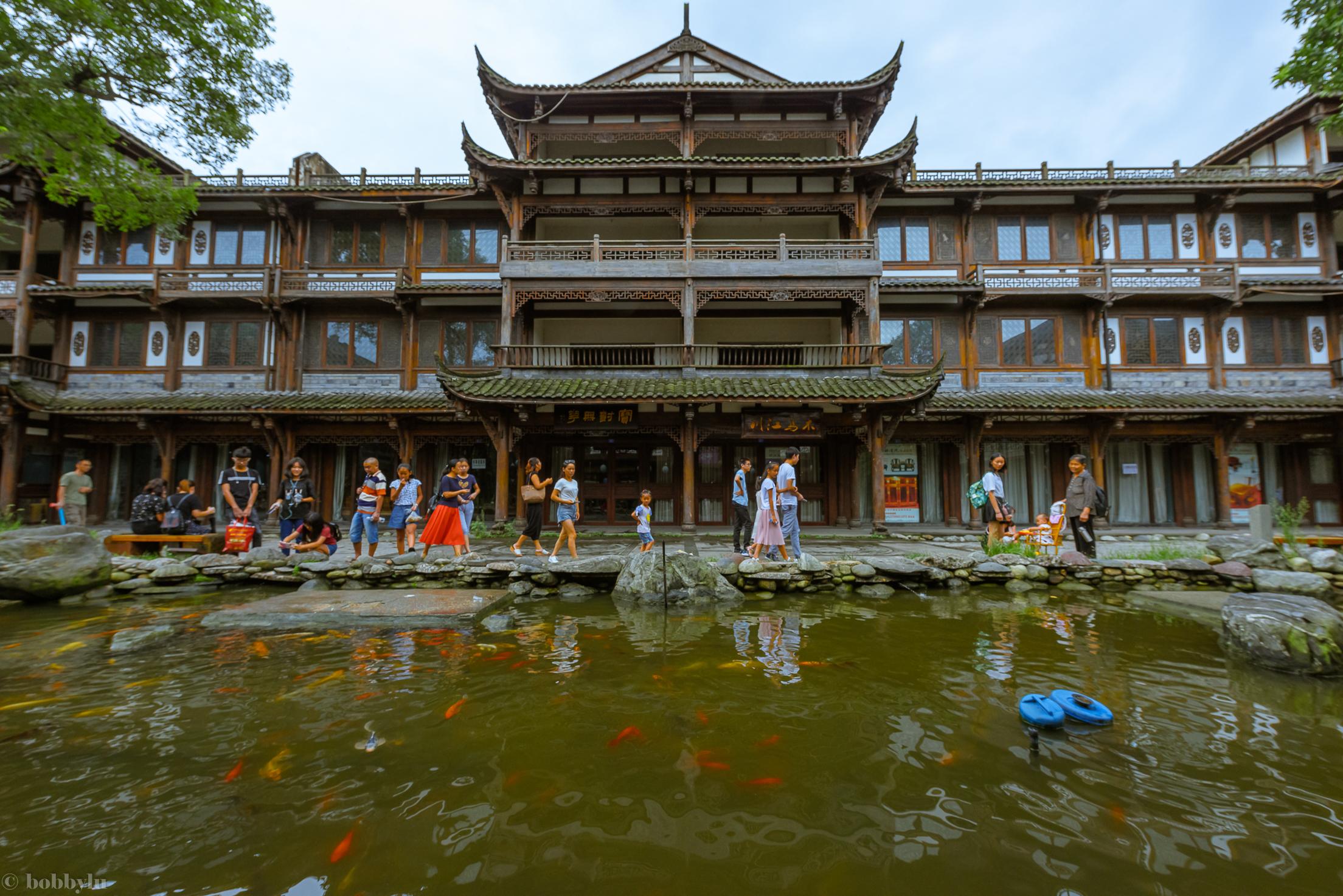 """天然清新的乡土文化、闻名遐迩的""""九古""""风华,堪称经典的平乐古镇"""