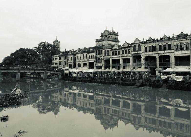 广东这座古镇曾免费人少,但逃不过整改命运,或成凤凰乌镇!