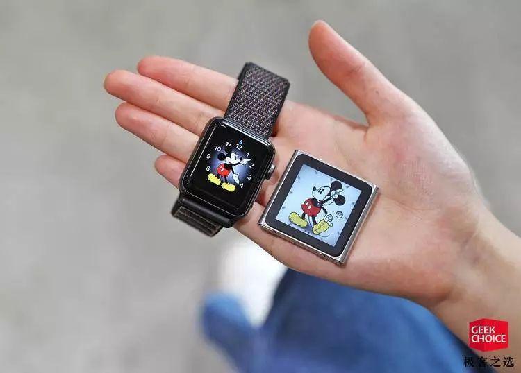 它是乔布斯的最后一款 iPod nano还影响了「苹果表」的诞生