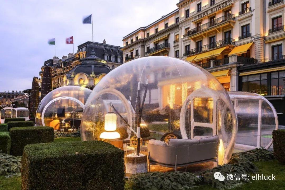 瑞士10家人气酒店夏季特选