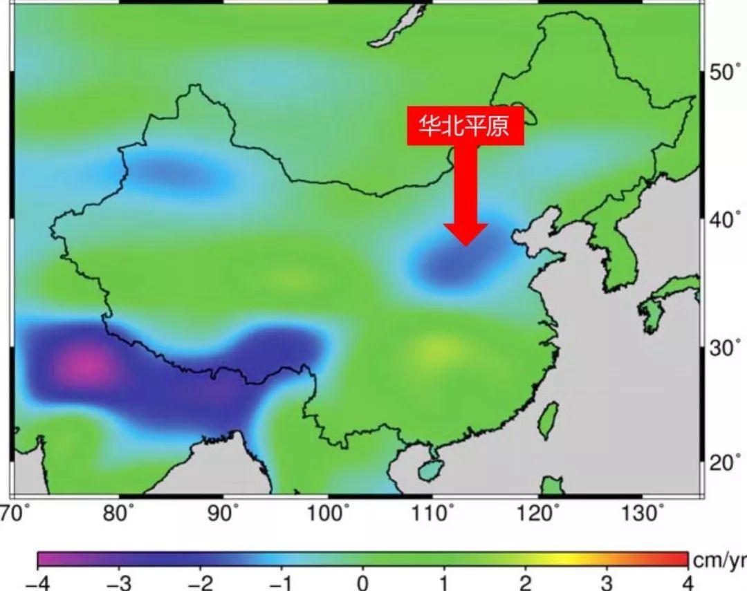 华北平原地下水超采的问题究竟有多大?