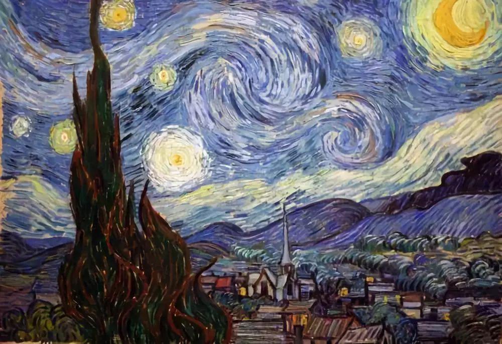 我梦想着绘画,我画着我的梦想