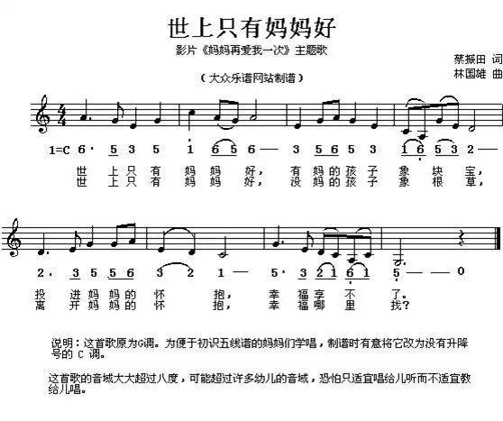 幼师必备 ! 100首幼儿园儿童歌曲钢琴简谱图片