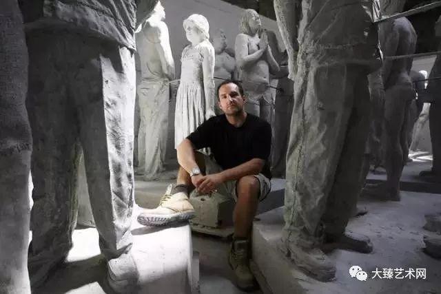 Jason DeCaires Taylor —— 长在海底的雕塑,惊艳世人