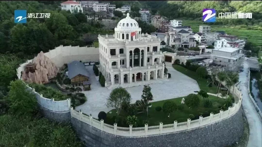 """温州造价超2个亿的""""皇宫""""被拆!当地村民:房主都是好人"""
