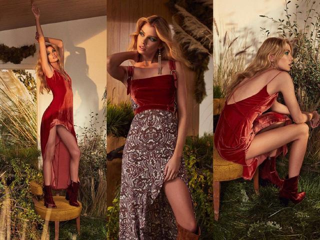超模StellaMaxwell拍摄大片,终于知道暮光女为什么那么喜欢她了