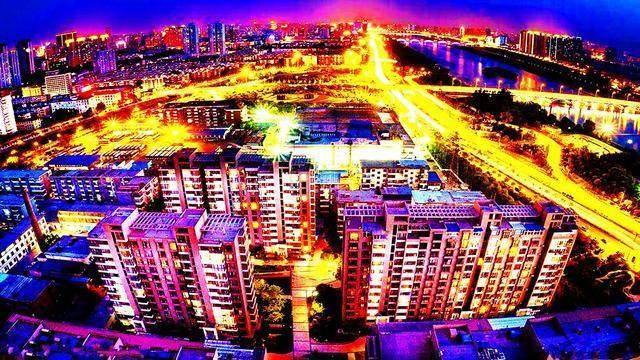 山西最小的地级市, 比太原小得多, 不足半个晋城, 却比长治有钱