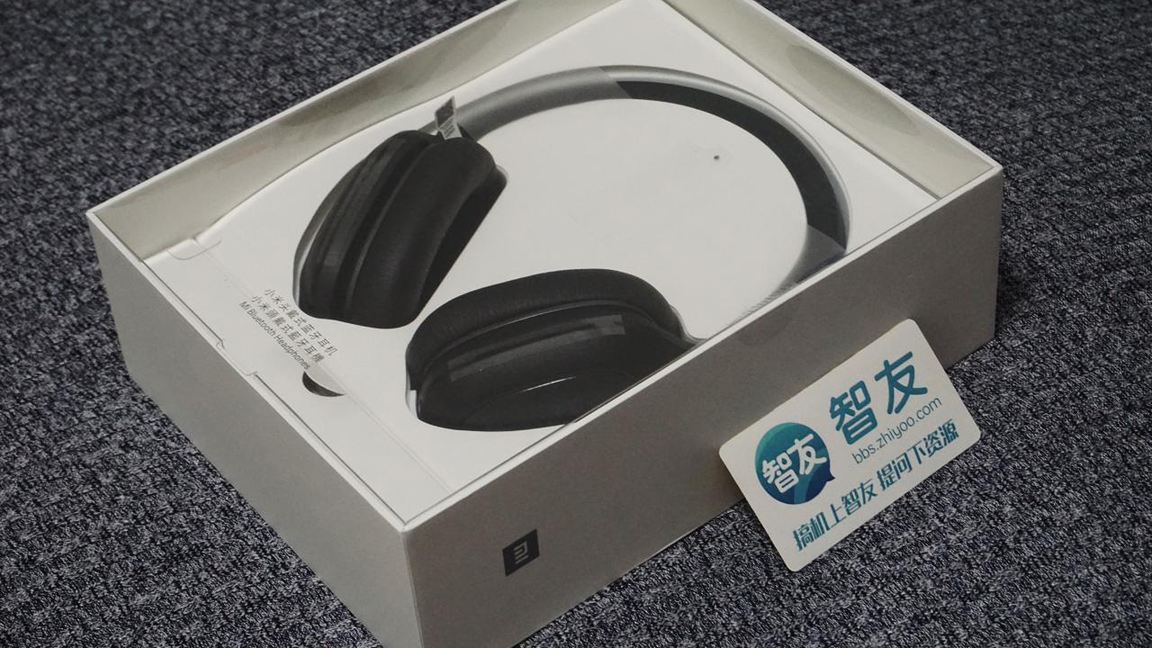 大动圈强降噪–小米头戴式蓝牙耳机