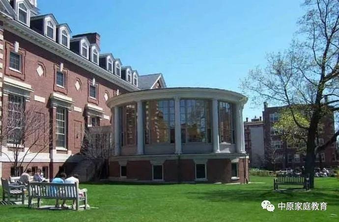 哈佛大学图书馆图片