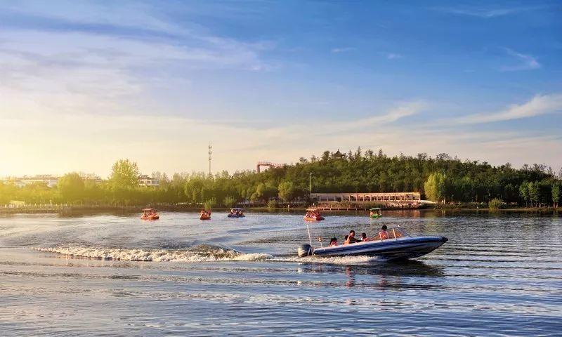 泗陽的水美如畫,這些地方你都去過嗎?