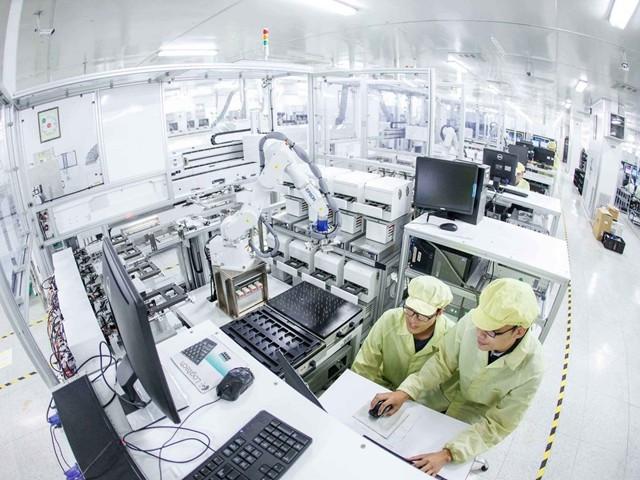 """东莞""""机器换人"""",以""""科技创新要素""""促进外贸经济转型"""