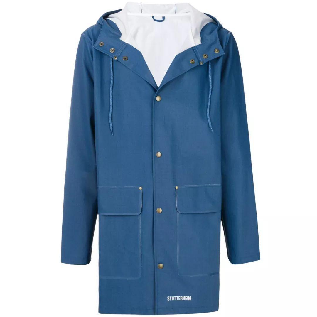 防晒衣、雨衣、冲锋衣糟糕天气靠Ta也能时髦出行!