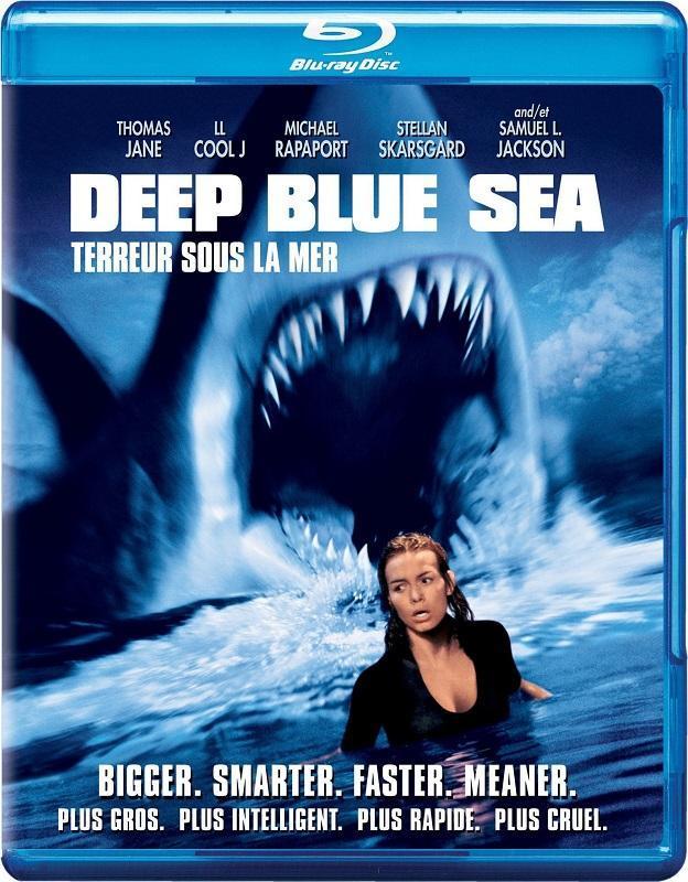 李冰冰搭档杰森斯坦森,套路影片《巨齿鲨》并没有那么图片