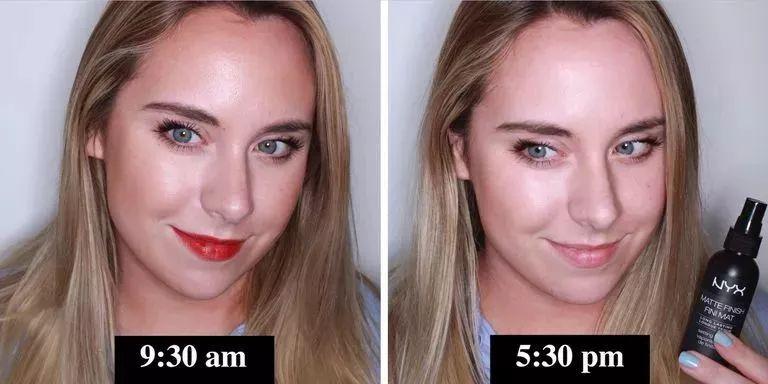 3秒定妆_|_为什么如此热的天你的底妆还这么美