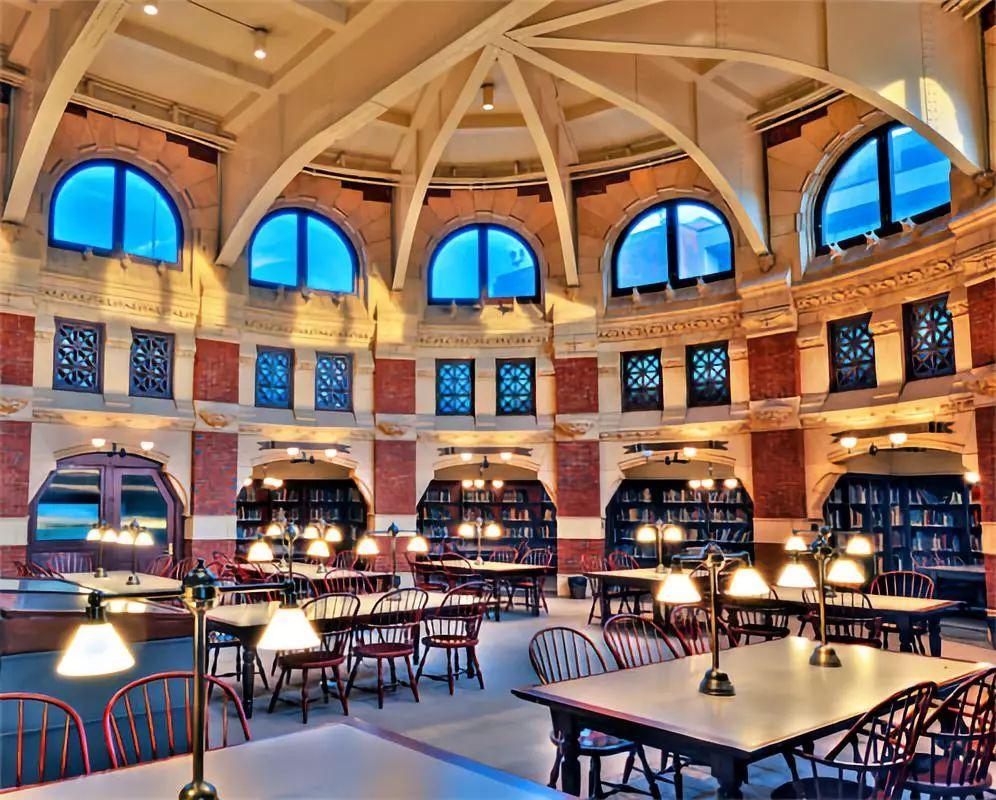 宾夕法尼亚大学费舍尔美术图书馆图片