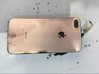 iPhone 6不明原因突发爆炸 苹果手机苹果却不承担任何责任