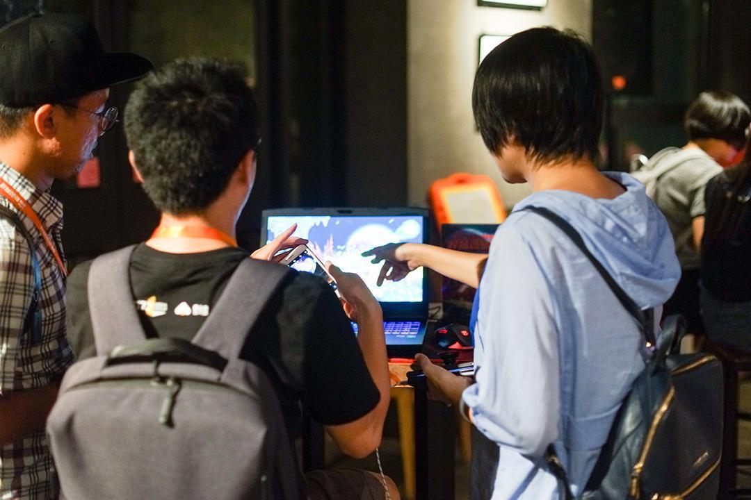 火影游戏本 x Indie Night独立游戏之夜 完美落幕