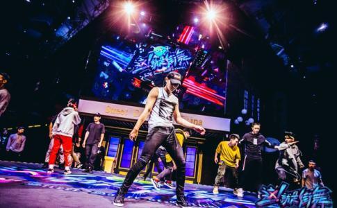 《舞动吧!少年》热血开跳!国产街舞不能只有综艺