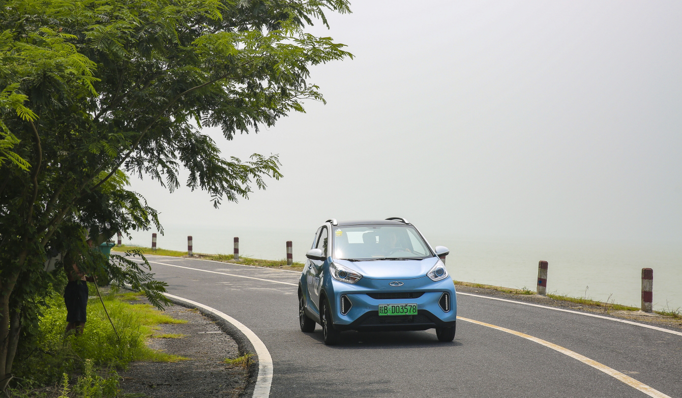 大浪淘沙,试驾小蚂蚁400,新能源车企如何经得起市场的考验?