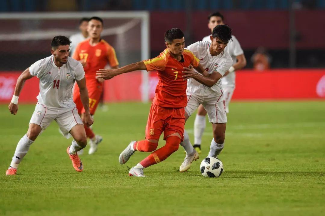 亚运会男足比赛提前开战,国足U23首战东帝汶