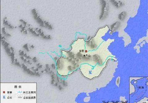中国历朝国号的来历