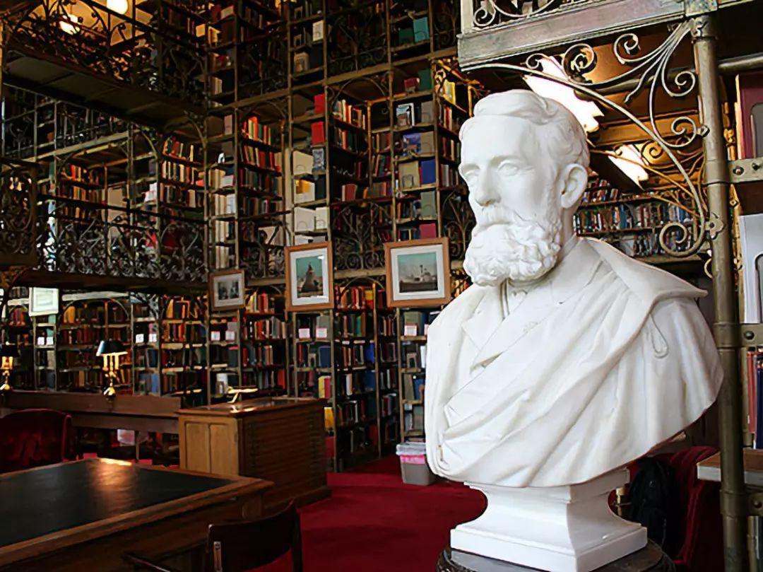 芝加哥大学_盘点世界50大最美大学图书馆,哈利波特电影取景地!_美国