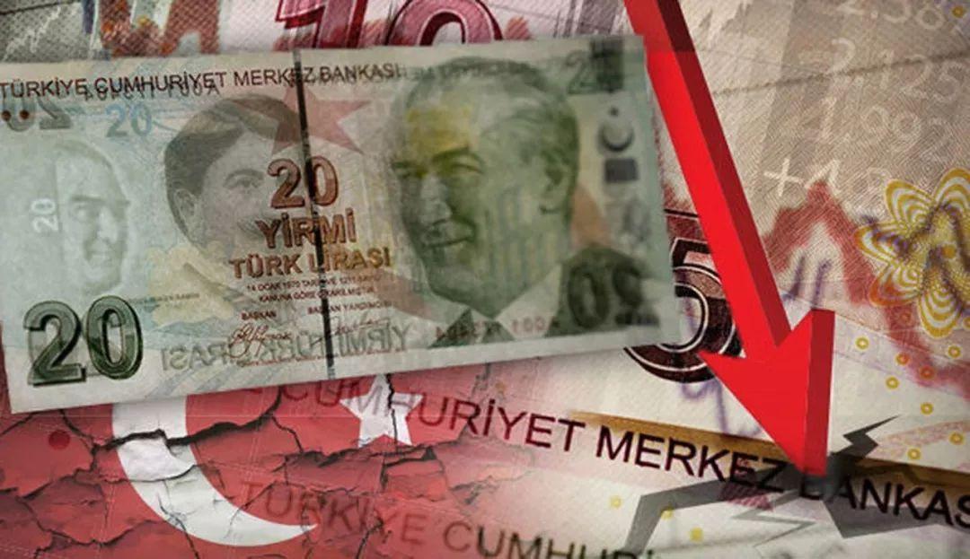 土耳其里拉崩盘会重演亚洲金融危机?哪些欧洲债主最该担忧?