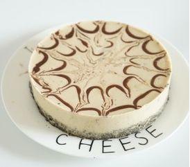 珍珠奶茶冻芝士蛋糕