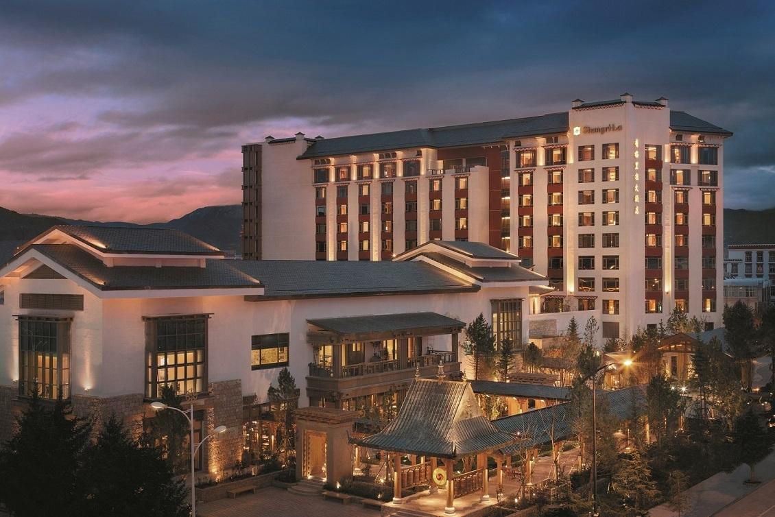 旅游 正文  迪庆,香格里拉大酒店于近期推出