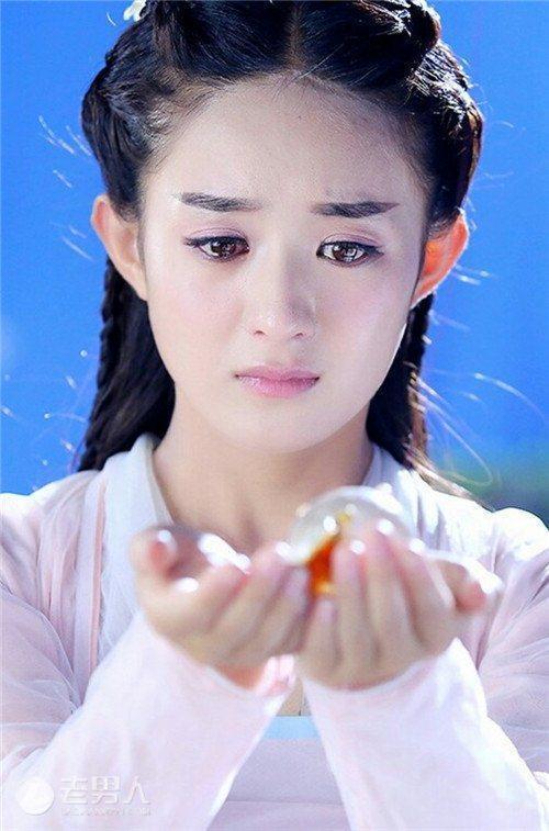 盘点古装美女的流泪瞬间, 孙俪伤心欲绝, 迪丽热巴美如画