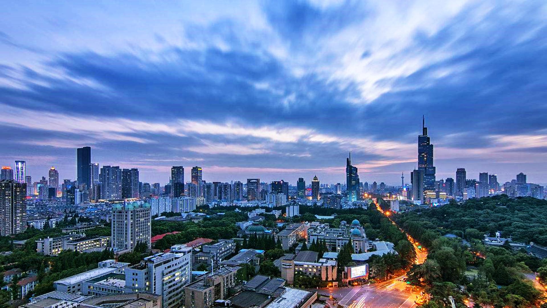 江苏唯一可以挑战南京的城市,富裕程度紧追苏州,但让常州无比尴尬