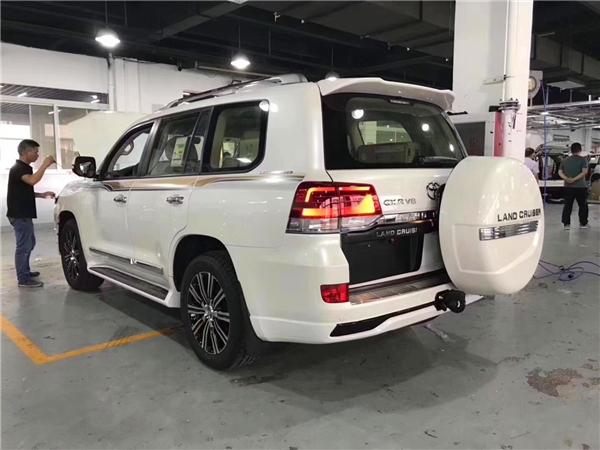 18款丰田酷路泽4000让利钜惠 全路况suv全尺寸越野车最新报价