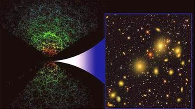 一个新的物理学猜想向万物理论发起挑战,宇宙和我们想的不一样!