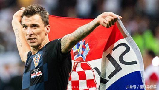 32歲就淡出!克羅埃西亞神鋒宣布退出國家隊,剛隨隊奪得世界盃亞軍