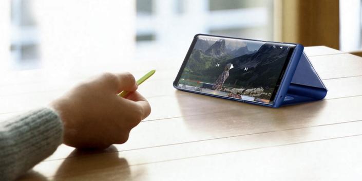 星Note9这块屏幕素质就没有任何升级?只是简单提及分辨率和516 ppi