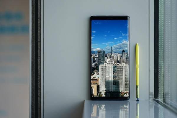 三星 Galaxy Note 9 有着Note8外皮S9大脑与Note8的区别有多大