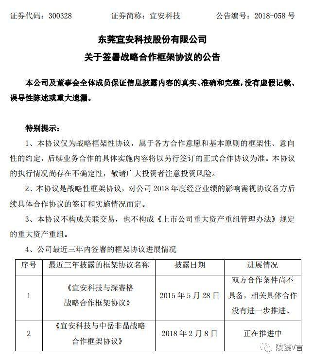 镁新闻:宜安科技和中国汽车工业签署《战略合作框架协议》