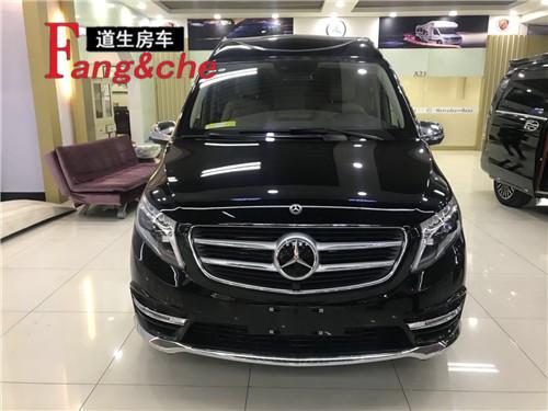 宜家宜商奔驰V260L商务道生汽车最新报价