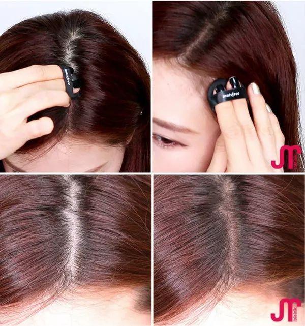 发际线后退1cm,颜值下降50%._头发图片