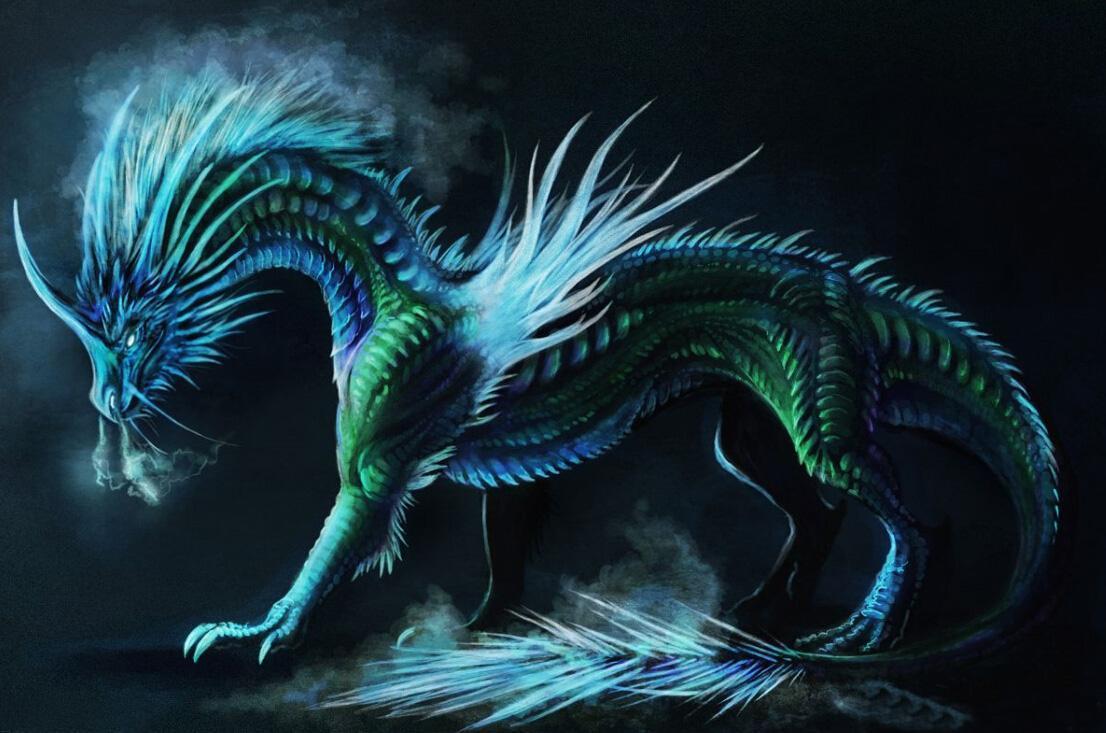 中国上古十大神兽