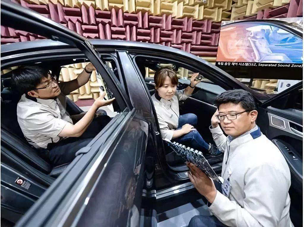 『新酷应用』同一辆车里,不用耳机也能各自听歌?