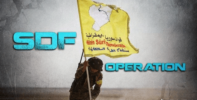 库尔德人为何突然发表声明称,不打算和政府军一块打击伊德利卜?