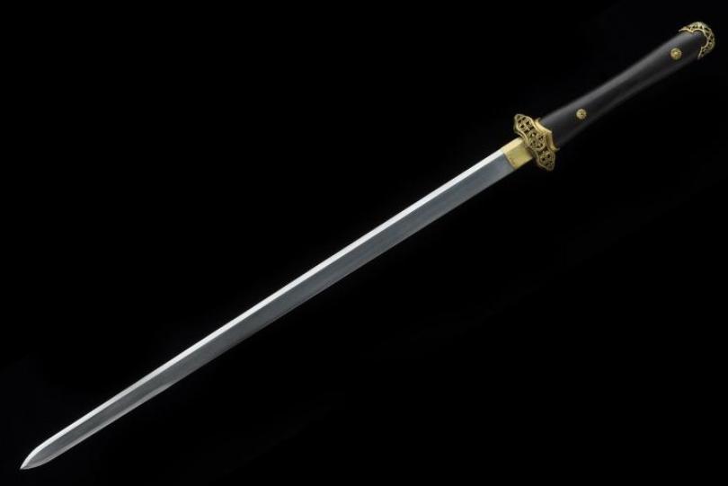 都知道唐刀,那唐剑到底长什么样?