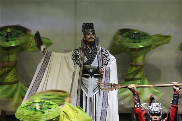 品三国文化看诸葛古镇《出师表》  游客为实景史诗剧点赞 - 视点阿东 - 视点阿东