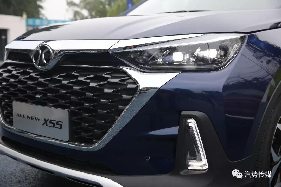 汽势新车|新一代绅宝X55新在AI上